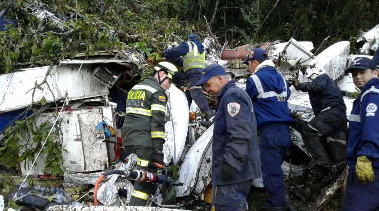 El accidente ocurrió el 28 de noviembre de 2016.