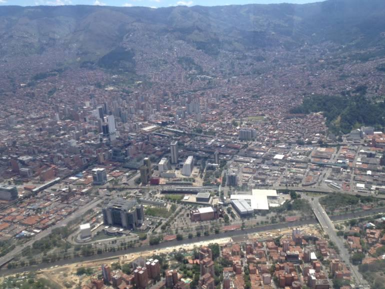Centro de Medellín completó 20 días sin homicidios