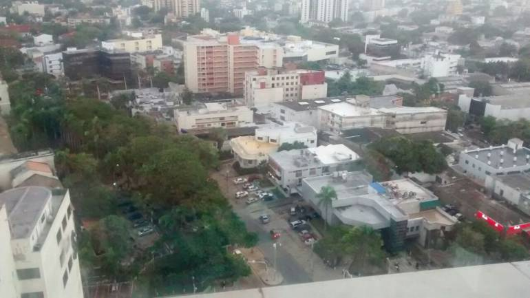 Panorámica de Barranquilla