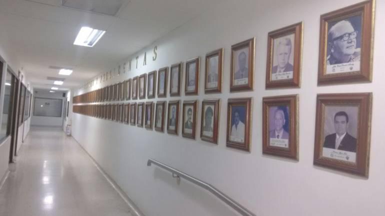 BUCARAMANGA CONCEJO FISCALIA CONTRALORÍA: Concejo aclara que sus oficinas no fueron allanadas