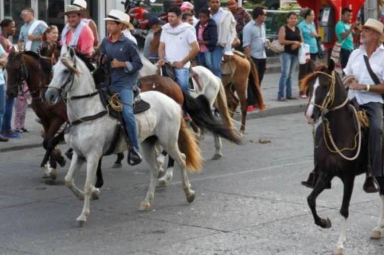 La cabalgata sin maltrato animal dará apertura al Aguinaldo Boyacense en Tunja: La cabalgata sin maltrato animal dará apertura al Aguinaldo Boyacense en Tunja