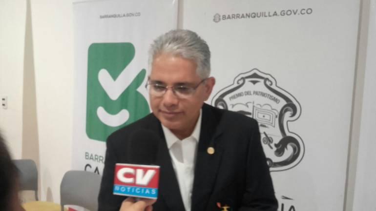 José Blandón, alcalde de Ciudad de Panamá