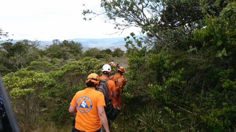 Un turista holandés se extravió en un cerro de Villa De Leyva, Boyacá: Un turista holandés se extravió en un cerro de Villa De Leyva, Boyacá