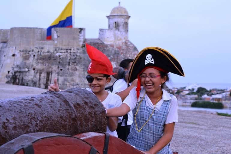 ETCAR abre inscripciones para Programa Educativo de las Fortificaciones de Cartagena: ETCAR abre inscripciones para Programa Educativo de las Fortificaciones de Cartagena