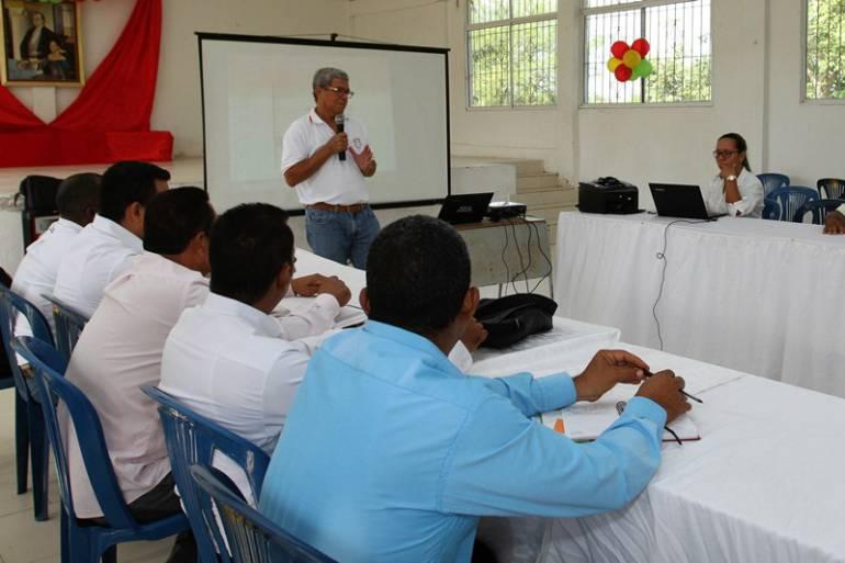 Administración departamental revisa procesos misionales y administrativos de colegios oficiales de Bolívar: Administración departamental revisa procesos misionales y administrativos de colegios oficiales de Bolívar