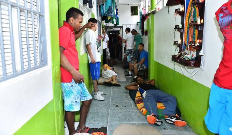 Hacinamiento cárcel de Montería.: Defensoría del Pueblo advierte problemas de salud, infraestructura y hacinamiento en cárcel de Montería