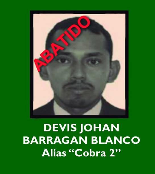 """Cabecilla Clan del Golfo.: El delincuente cuya """"cabeza"""" valía 150 millones de pesos"""