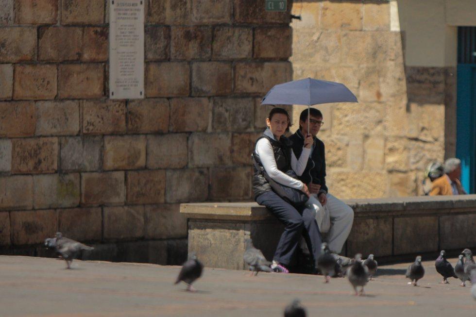 En Bogotá tenemos más irradiación ultravioleta que en Cartagena.