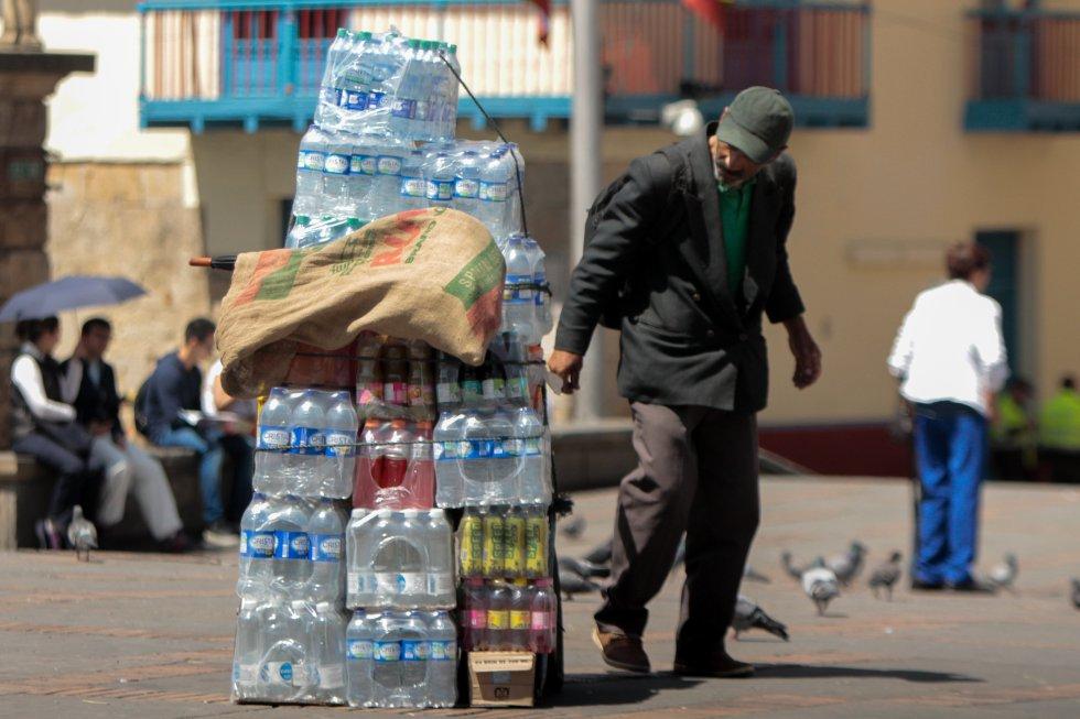 En días como hoy hidratarse es uno de los mejores placeres.