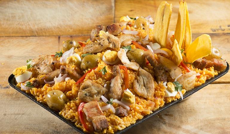 Si de comer arroz se trata: Full Arroz