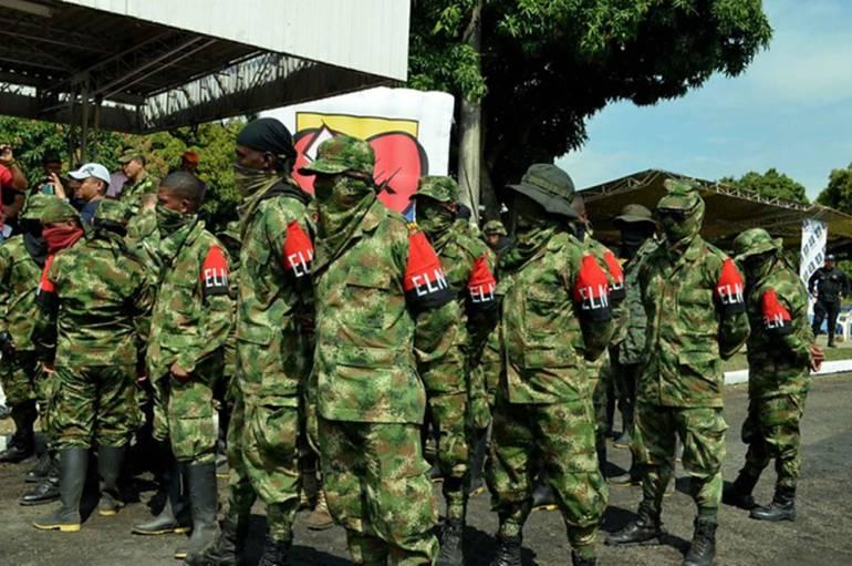 ELN en sur de Bolívar: Alcalde de Arenal del Sur, Bolívar, denunció ... - Caracol Radio