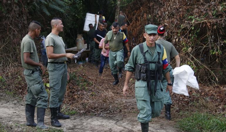 Zonas veredales: Comisión del Gobierno llegará a Norte de Santander para verificar desplazamiento de las Farc a zona de concentración
