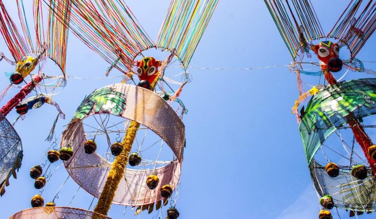Adorno de casas en el Carnaval de Barranquilla: Al mejor estilo de ...