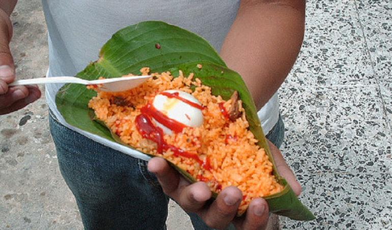 Cómo prepara Arroz Payaso: El plato típico del día: Arroz de Payaso