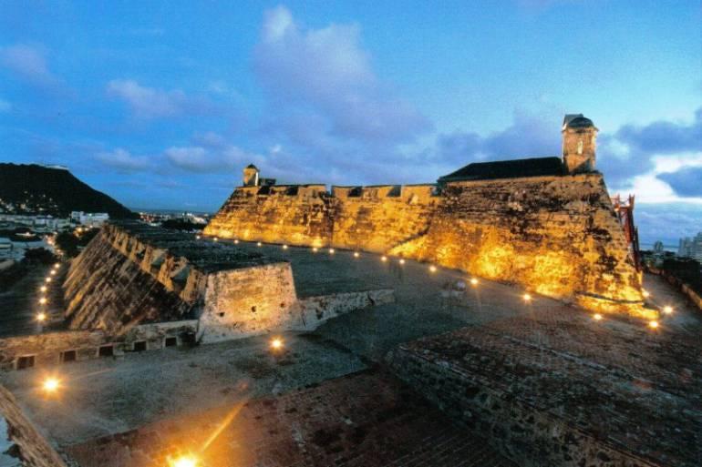 Castillo de San Felipe de Barajas sin energía eléctrica este viernes: Castillo de San Felipe de Barajas sin energía eléctrica este viernes