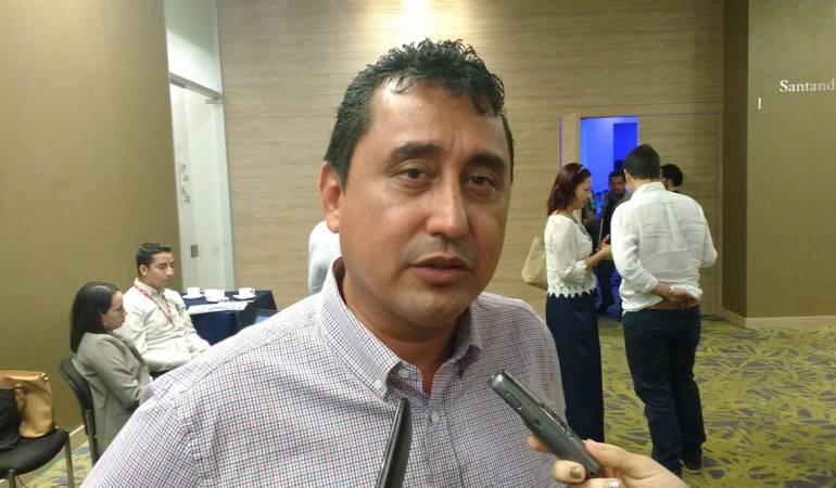 Alcalde de Tibú, Alberto Escalante