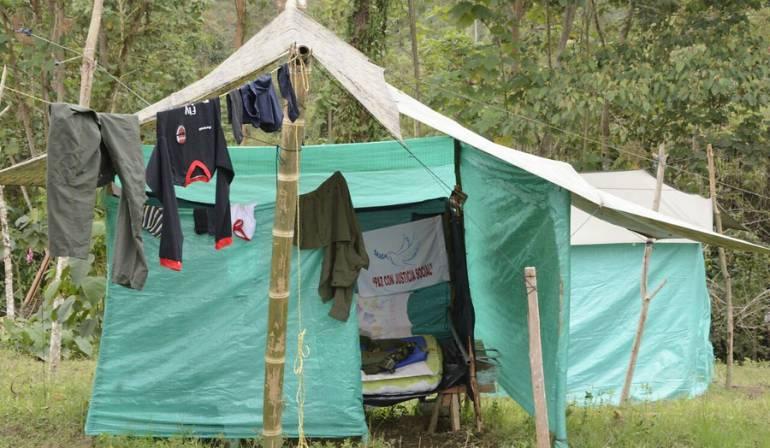 Zonas veredales de las Farc: Dificultades logísticas se siguen reportando en zonas veredales de Tolima