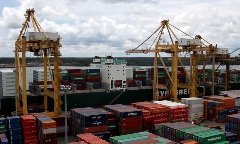 Las exportaciones crecieron un 141%.