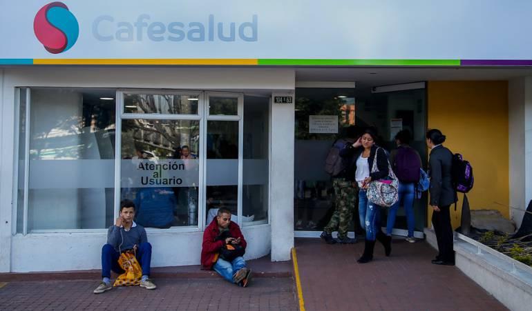 Médicos de Cafesalud sin seguridad social: Médicos de Cafesalud en Neiva no tienen seguridad social