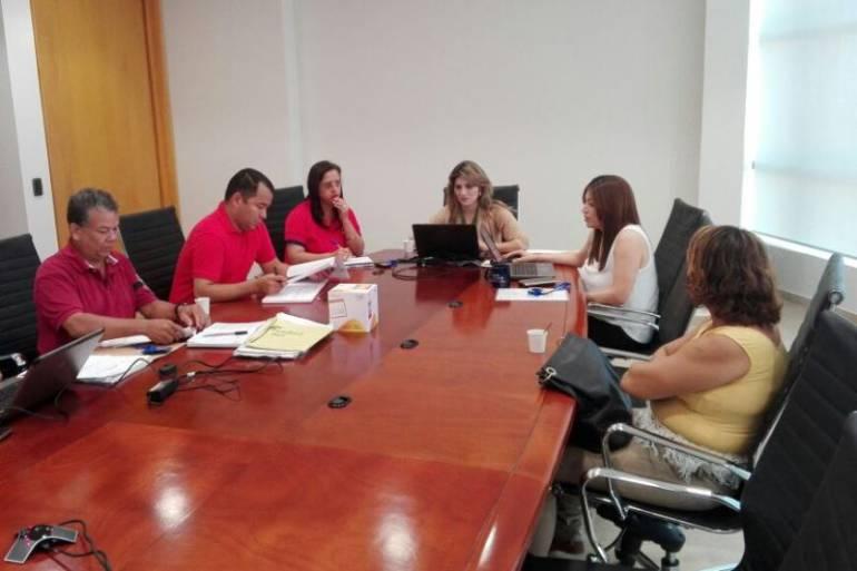 Electricaribe continúa diálogos con comerciantes de Bazurto: Electricaribe continúa diálogos con comerciantes de Bazurto