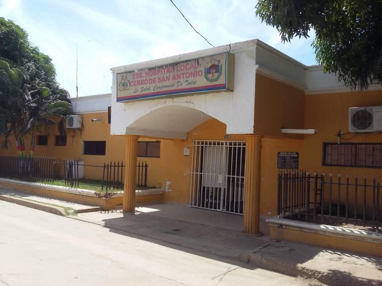 Hospital de Cerro de San Antonio, Magdalena, será reubicado por estar en zona de alto riesgo - Caracol Radio