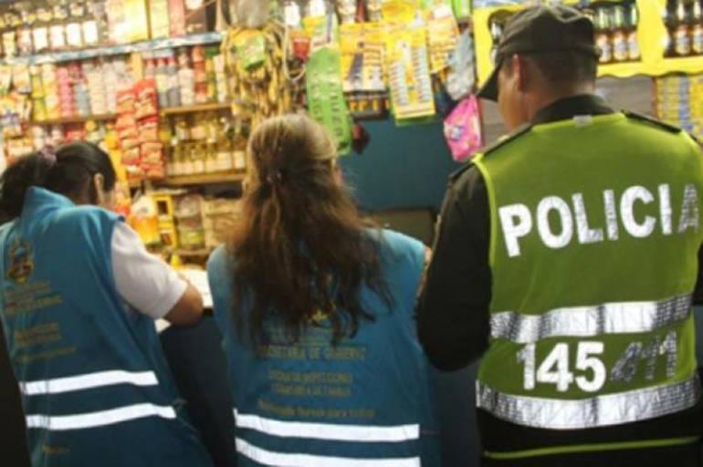 Código de Policía en Cartagena: Más de 600 órdenes de comparendo con el nuevo código de policía en Cartagena