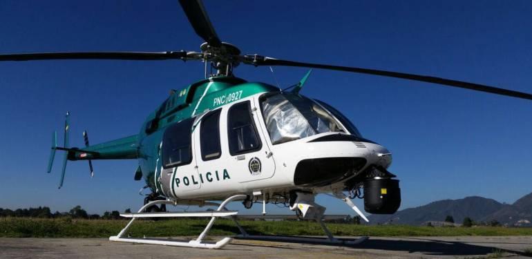HELICÓPTERO DRONES MEDELLÍN: Helicóptero y drones usará Medellín para combatir la delincuencia
