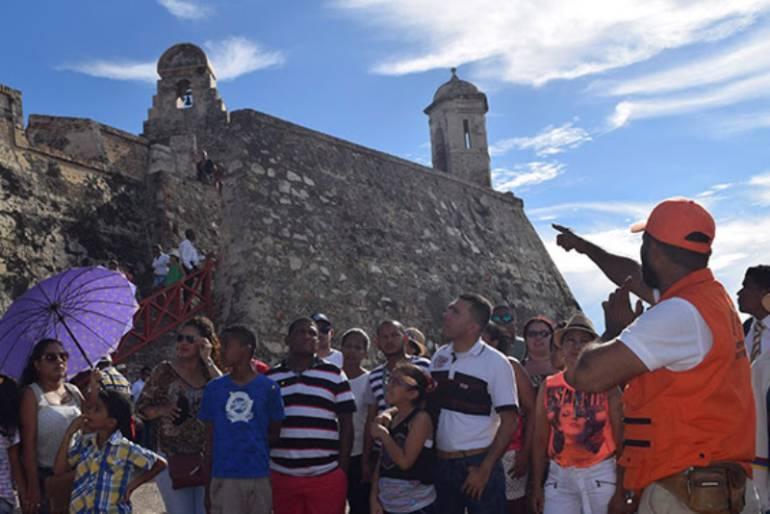 Próximo domingo 26 de febrero, día de entrada gratis a Fortificaciones de Cartagena: Próximo domingo 26 de febrero, día de entrada gratis a Fortificaciones de Cartagena