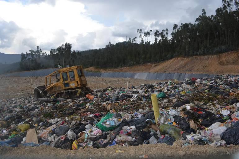 La vida útil del relleno sanitario de sogamoso tiene sus días contados: La vida útil del relleno sanitario de Sogamoso tiene sus días contados
