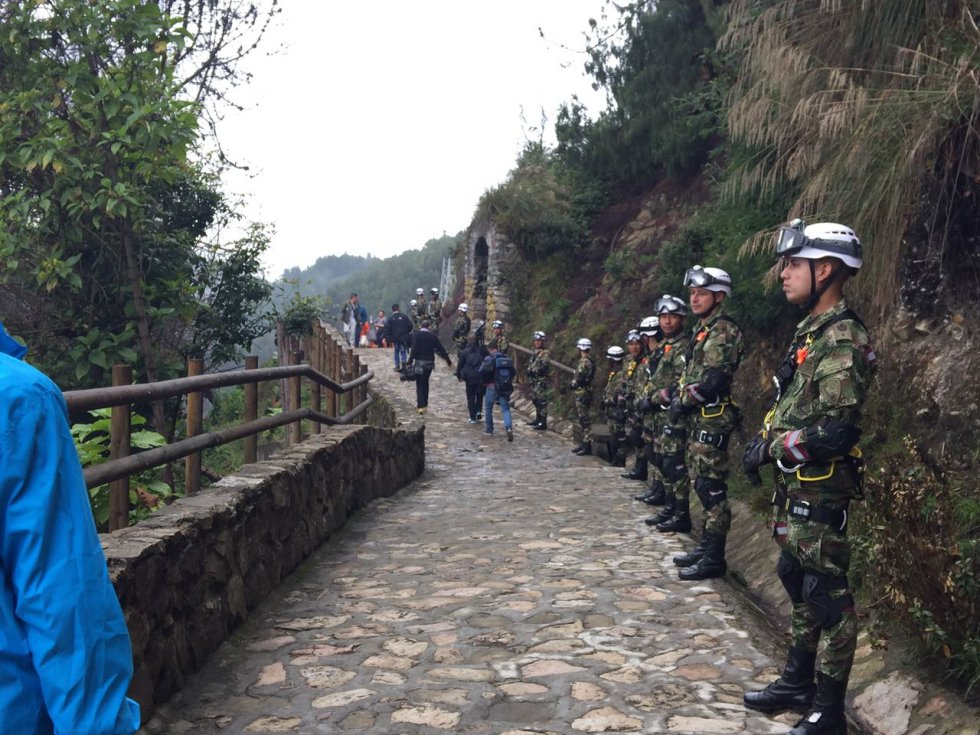 Se reforzará la seguridad con presencia de ejerció y policías de civil
