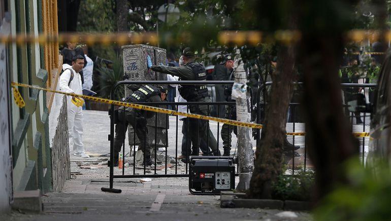 Atentado ELN: ELN acepta autoría de atentado en inmediaciones de Plaza La Santamaría