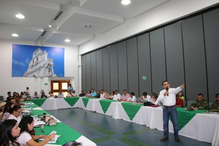 restitución de tierras: Restitución de Tierras en Córdoba busca agilizar viviendas a familias restituidas.