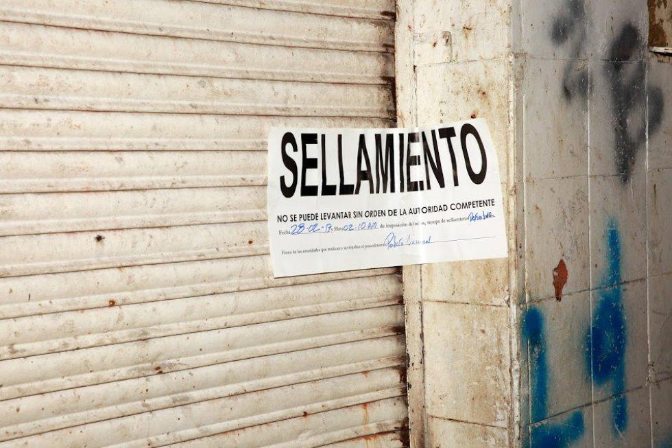 El barrio Guadalupe hace parte de la localidad de Kennedy, y es una zona conocida por sus negocios de venta de carnicos a bajo precio.