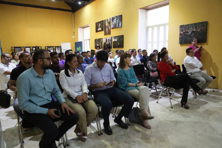 Cámara de Comercio y Telefónica lanzan programa Open Future Cartagena: Cámara de Comercio y Telefónica lanzan programa Open Future Cartagena