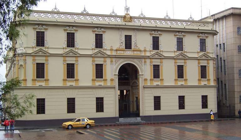 teatro Cuesta; Riosucio; Gobernación de Caldas; Fondo Mixto; Manizales; Caldas: Absuelven a funcionarios relacionados en el contrato de reconstrucción del Teatro Cuesta de Riosucio