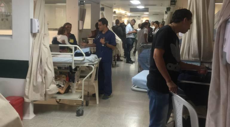 Los centros hospitalarios piden a las eps que se pongan al día con sus obligaciones.
