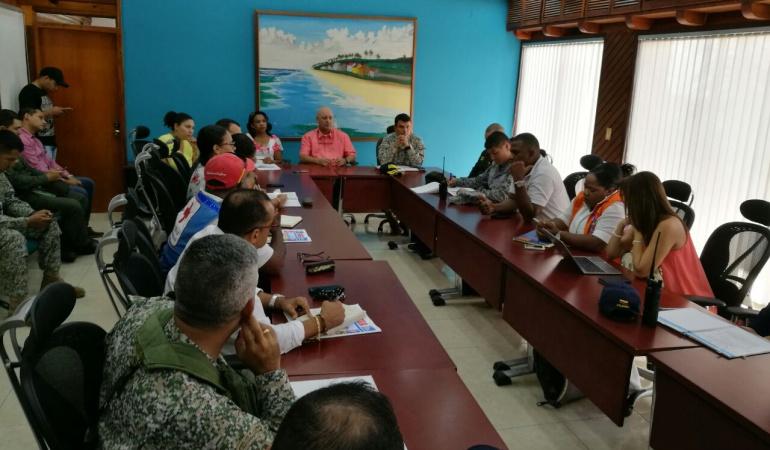 Lanzan plan de contingencia para enfrentar temporada de sequía en San Andrés