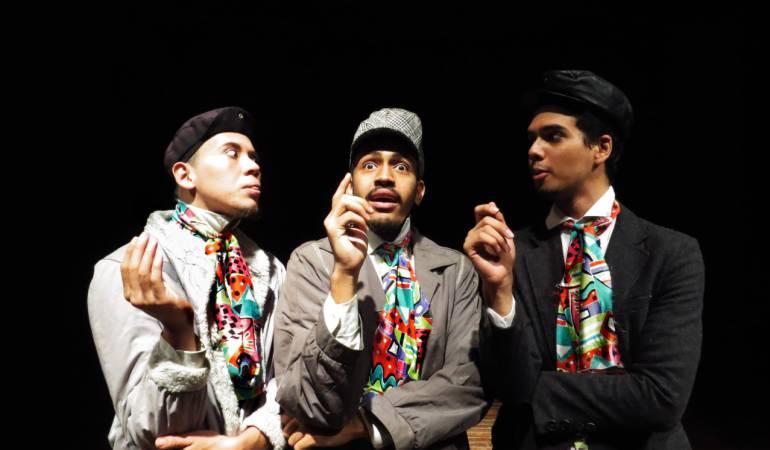 """Teatro Univalle: Con """"Luces de Bohemia"""" Univalle presente en la temporada de teatro de Bellas Artes"""