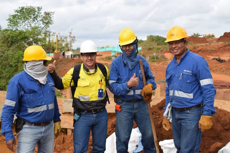 Cerro Matoso, junto a las comunidades, inicia proyecto de expansión minera en La Esmeralda