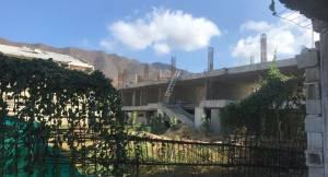 Obras inconclusas Colombia: En Parque de las Aguas, en Santa Marta, ejemplo de obras demoradas
