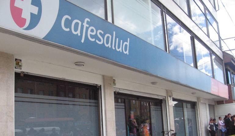 Cafesalud, la EPS que registra más quejas de los usuarios