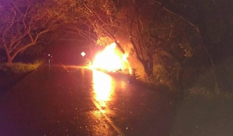 Ex diputado del Tolima resulta herido en accidente de tránsito