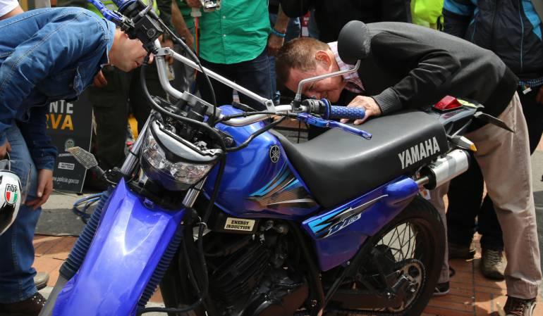 """motos,; accidentes de tránsito; Manizales; Caldas; accidentalidad vial: Manizales tendrá un """"pacto de motociclistas"""""""