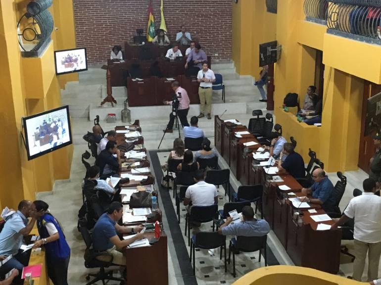 Alcaldía de Cartagena pide permiso al Concejo para incorporar $50 mil millones: Alcaldía de Cartagena pide permiso al Concejo para incorporar $50 mil millones