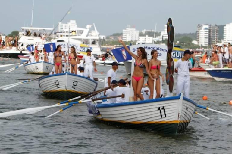Desfile de balleneras en Cartagena: Conozca las medidas de la DIMAR para el desfile de balleneras en Cartagena