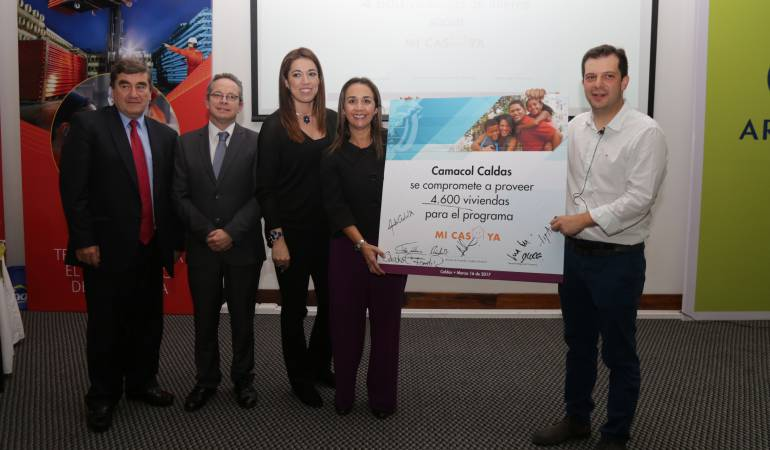 vivienda; Mi casa Ya; subsidios; Manizales; Caldas: Ahora es más fácil adquirir vivienda en Colombia, afirma el gobierno nacional