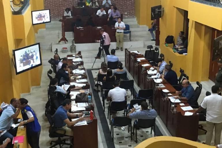 Concejo de Cartagena presentó proyecto de distinción para el buen ciudadano: Concejo de Cartagena presentó proyecto de distinción para el buen ciudadano