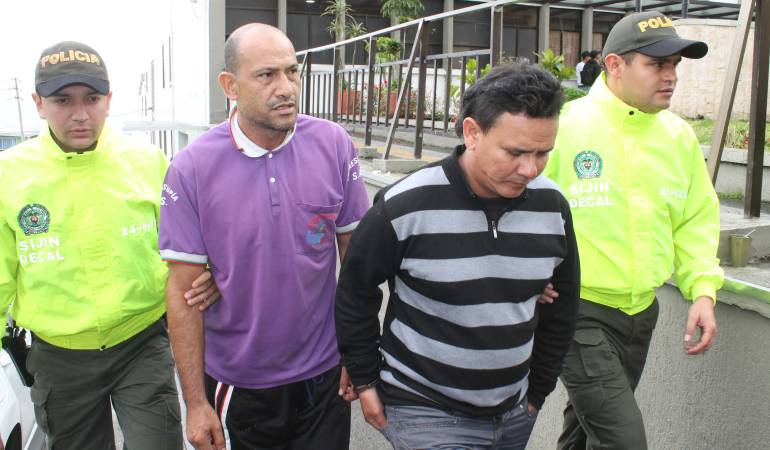 """capturas; Caldas; Manizales; Policía: Capturados integrantes del grupo """"autodefensa gaitanista de Colombia"""""""