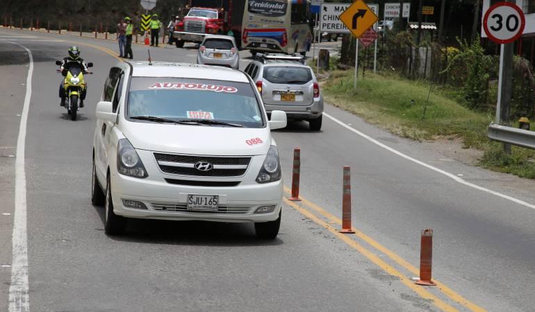 Manizales; seguridad; Policía; Caldas; plan éxodo: Con 1.500 uniformados empezó el Plan Éxodo en Manizales y Villamaría