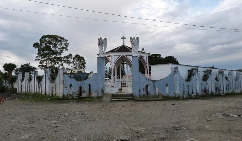 Cementerio de Villahermosa